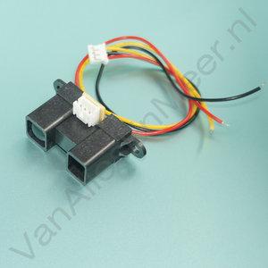 Sharp Distance Sensor (20-150cm) 2Y0A02