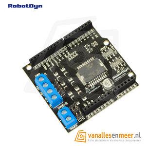 Motor Shield 2A L298P 2-motors for Arduino