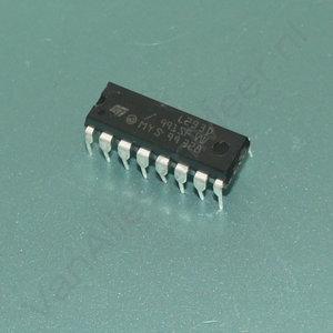 IC L293D 4-kanaals driver voor motoren