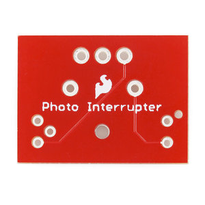 Photo Interrupter Breakout Board - GP1A57HRJ00F Sparkfun