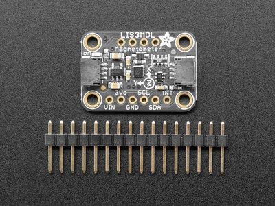 Triple-axis Magnetometer - LIS3MDL - STEMMA QT / Qwiic Adafruit 4479
