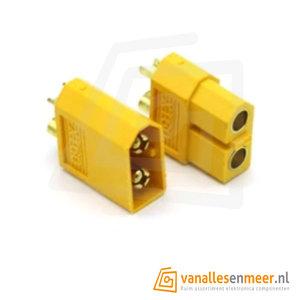 XT60 connector set male/female