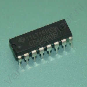 IC 4050 CMOS Hex non inverting buffer / converters