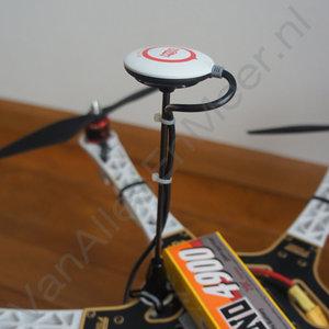 GPS antenne houder