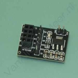 NRF24L01 adapter module