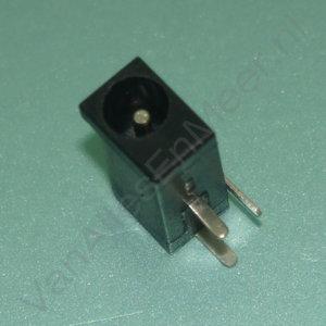 Jack socket 3.5 X 1.1 mm