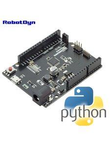 MicroPython board SAMD21. 32-bit ARM Cortex M0 core