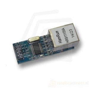 Mini ENC28J60 Ethernet Module SPI interface