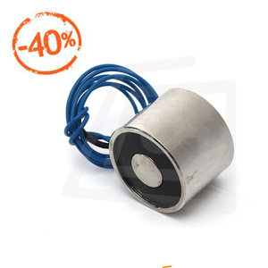 1kg Demagnetiseren Elektrische Magneet DC12V