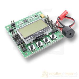 KK2.1 LCD Multirotor Flight Control Board v1.9