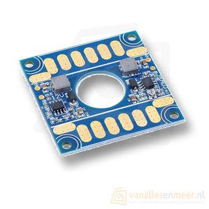 ESC Connection Board instelbaar