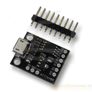 Attiny85 Mini USB Development Board