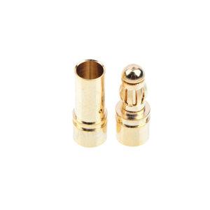 3.5mm Gold Bullet Banana Connector