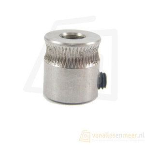 3d Printer MK7 Stainless Steel Extrusion Gear