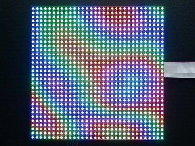 32x32 RGB LED Matrix Panel - 5mm  Adafruit 2026