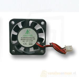 12v cooling fan 40x40x10 2-pin