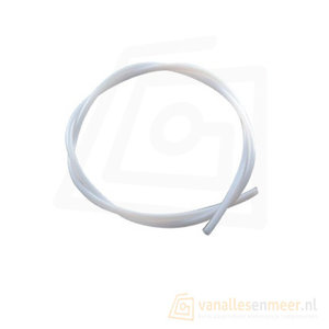 PTFE Teflon buis tube  3mm  buitenmaat 4mm