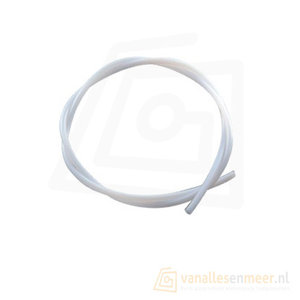 PTFE Teflon buis tube  2mm  buitenmaat 4mm