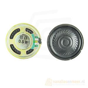 Round Micro Speaker Diameter 40mm 8R 0.5W