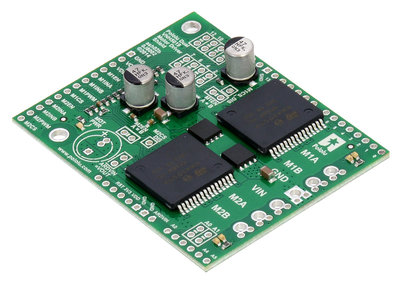 Dual VNH5019 Motor Driver Shield for Arduino  Pololu 2507
