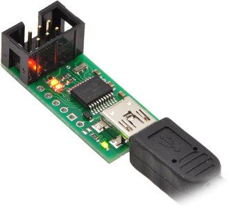 USB AVR Programmer Pololu 1300