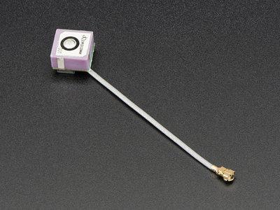 Passive GPS Antenna uFL - 9mm x 9mm -2dBi gain Adafruit 2460