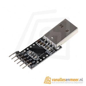 Converter USB - Serieel UART Bridge CP2102 RS232