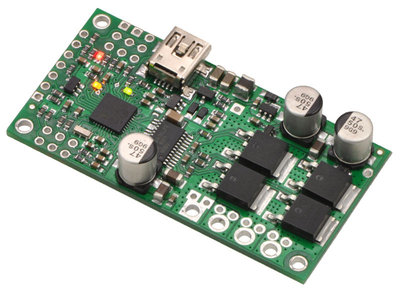 High-Power Motor Controller 24v-23A  Pololu 1383