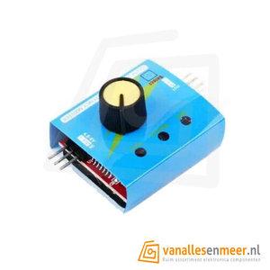 CCPM Servo Consistentie Master Automatische Tester