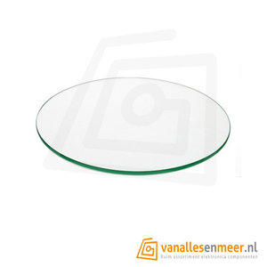 Glass sheet 3d printer 170mm rond