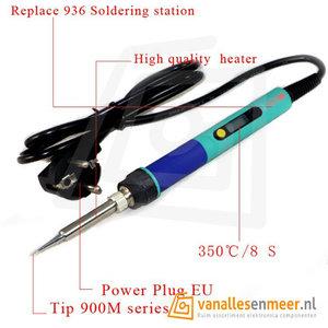 936d instelbare soldeerstation. 60W  80-450 °C
