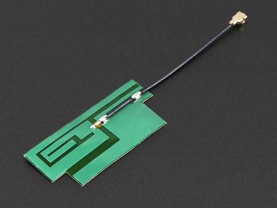 Slim Sticker-type GSM/Cellular Quad-Band Antenna - 3dBi uFL Adafruit 1991