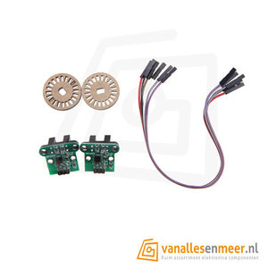 motor speed sensor set