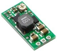 Adjustable Boost Regulator 2.5-9.5V Pololu 791
