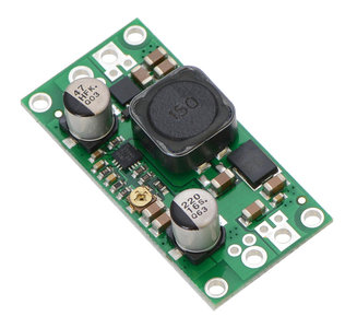 Adjustable 4-12V Step-Up/Step-Down Voltage Regulator S18V20ALV Pololu 2572
