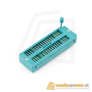 ZIF Socket 40 pin