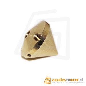 3 in 1 Nozzle Extruder 0,4mm 1,75mm filament 3d-printer