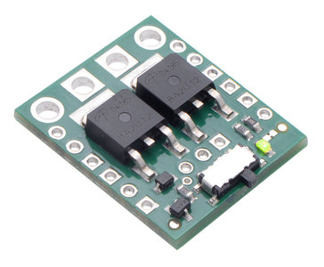 Big MOSFET Slide Switch with Reverse Voltage Protection, MP  Pololu 2814