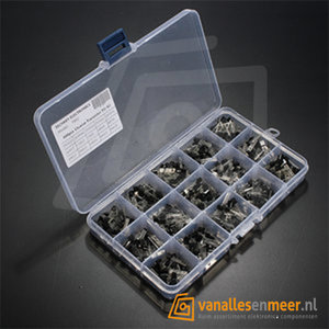 Transistor TO-92 Assortment Box Kit 600 stuks