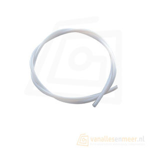PTFE Teflon buis tube  3mm  buitenmaat 6mm
