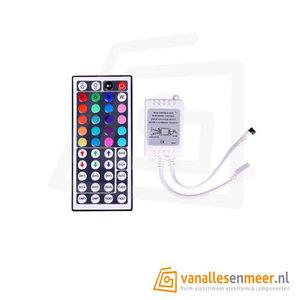 44 key IR remote controller voor RGB ledstrip