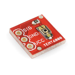 Ambient Light Sensor Breakout - TEMT6000  Sparkfun 08688