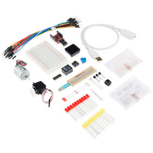 Inventor's Kit for MicroView Sparkfun 13205