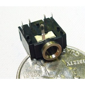 Audio Jack 3.5mm  Sparkfun PRT-08032