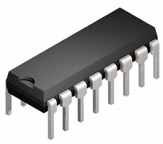 IC 74HC138 3 to 8 Line Decoder DIP16