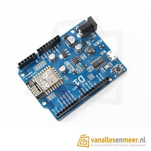 WeMos D1 ESP8266 ESP-12E WiFi development board