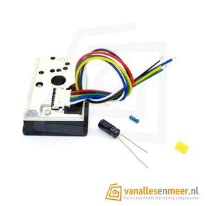 GP2Y1010AU0F stof sensor module