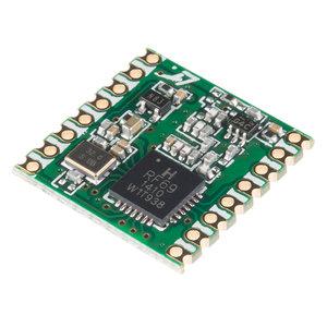 RFM69HCW Wireless Transceiver - 915MHz Sparkfun 13909