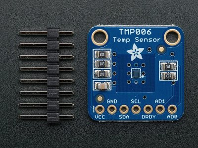 Contact-less Infrared Thermopile Sensor Breakout - TMP006  Adafruit 1296