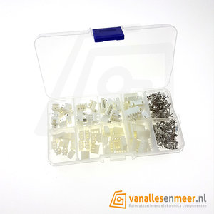 XH2.54 connector Assortiment box 40-sets